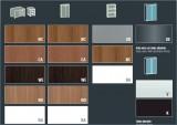 XTime Work - Materialien für Schränke  - X-Time Work Ring Glas