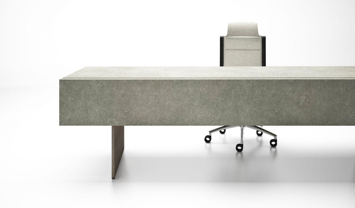 Design-Möbel THE ELEMENT Feinsteinzeug
