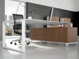 Detailansicht - Büromöbel STRATOS