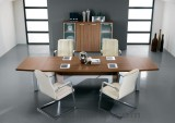 Meeting table L.320 per 10 persons